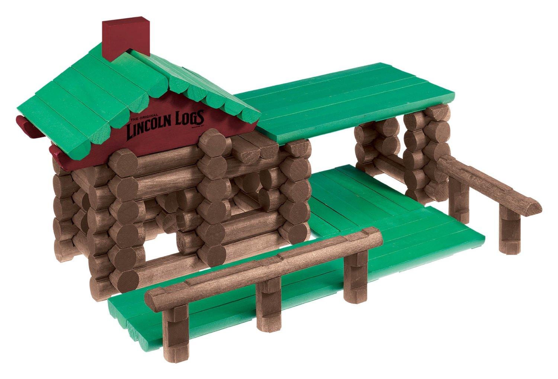 Lincoln Logs Clipart - Clipart Kid