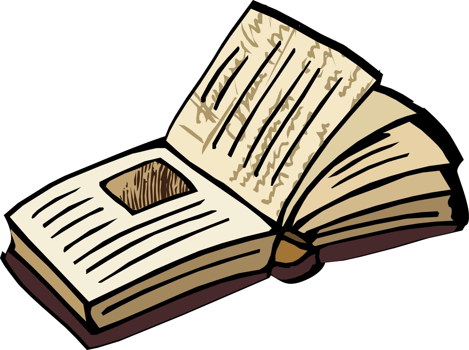 Old Book Cover Png : Clip art old book cover clipart suggest
