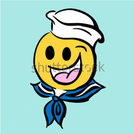 Sailor Smiley Face Jpg