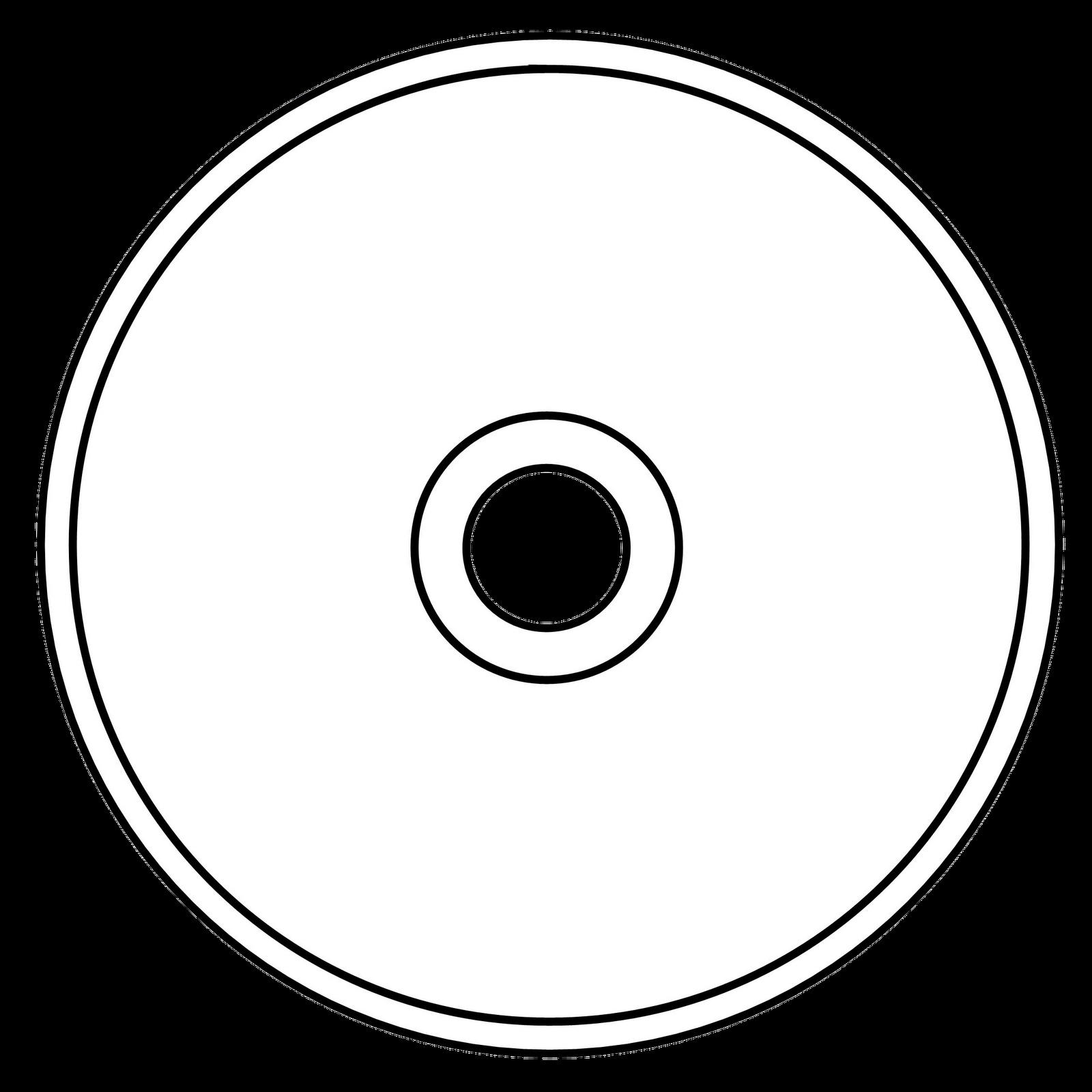 Compact Disc Clipart - Clipart Kid