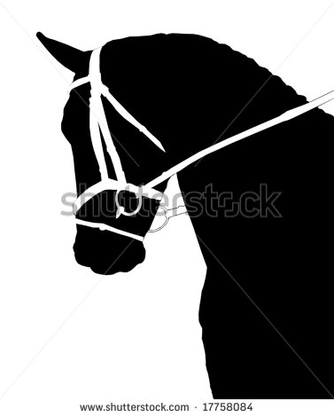 Horse Reins Clipart Of Horse   Bridle Clipping
