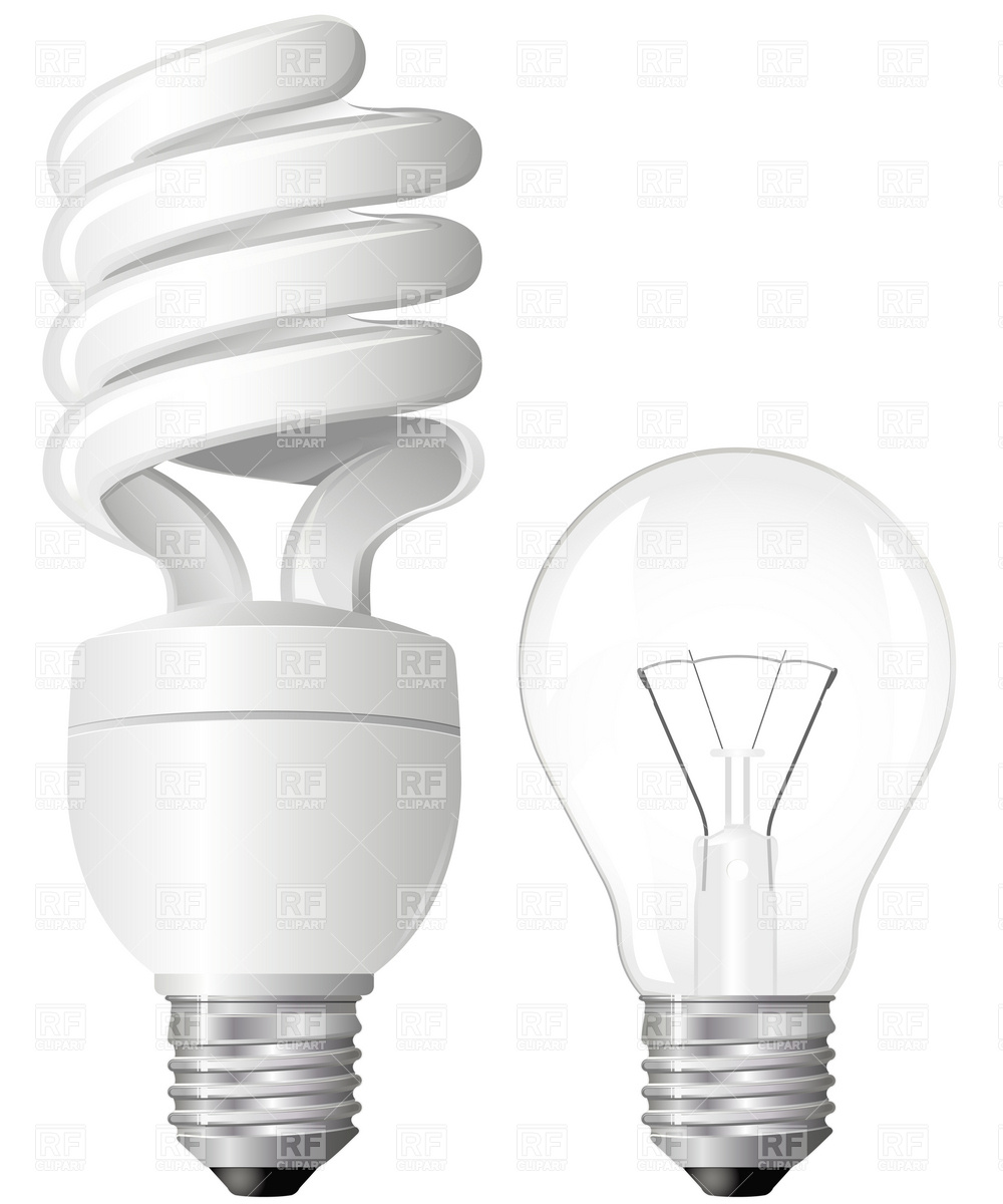 Light Bulbs 4836 Technology Download Royalty Free Vector Clip Art