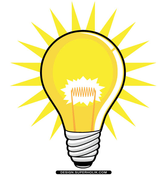 Light Energy Clipart Light Bulb