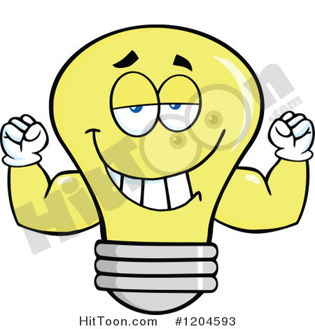 Light Energy Sustainable Clipart   Free Clip Art Images