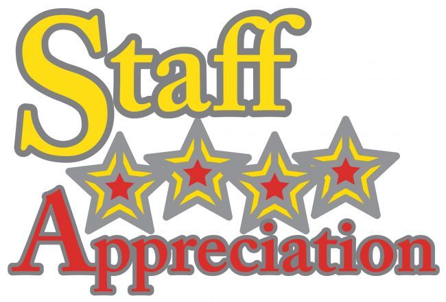 Image result for staff appreciation day clip art