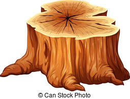 Tree Stump Stock Illustrations  1788 Tree Stump Clip Art Images And