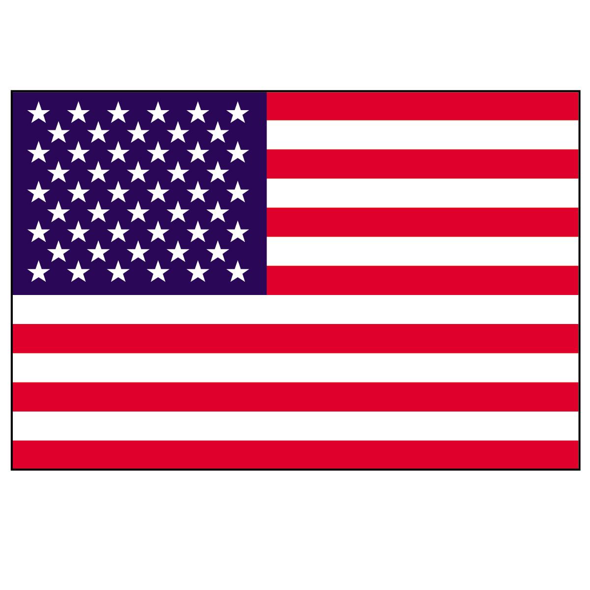 Image result for usa flag clip art png