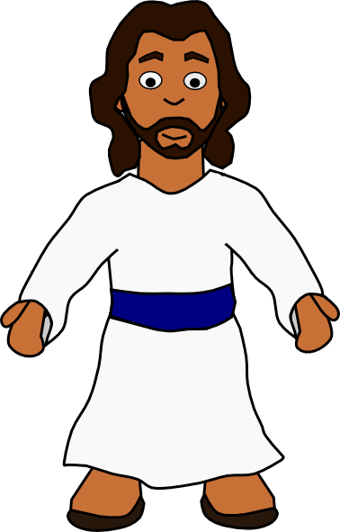 Free Cartoon Jesus Christ Clip Art