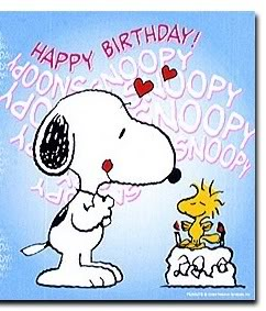 1000  images about BIRTHDAY WISHES with Snoopy &/or Friends on ...