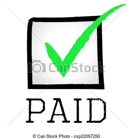 Paid Clip Art