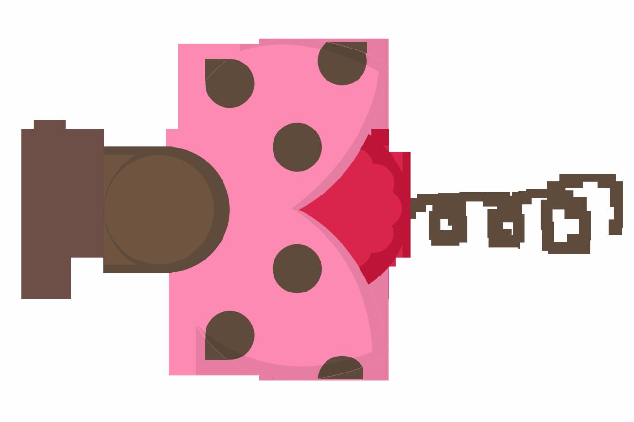 Pink Ladybug Clipart - Clipart Kid