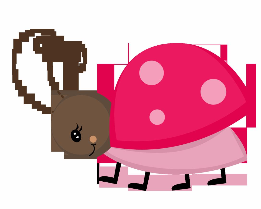 Pink ladybug - photo#25