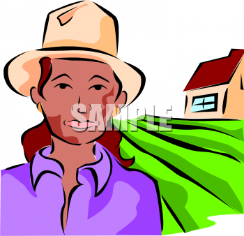 Royalty Free Rural Clip Art Farming Clipart