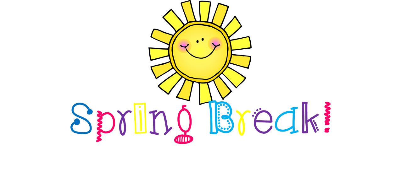 Image result for spring break clipart images