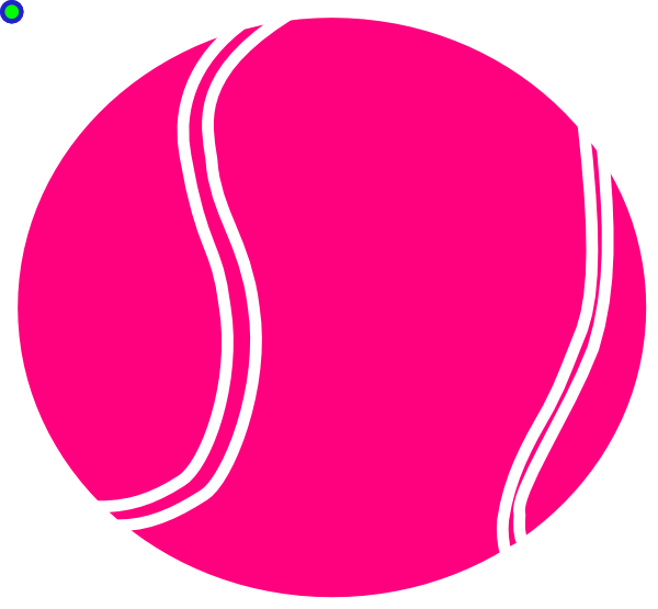 Pink Tennis Racket Clipart - Clipart Suggest