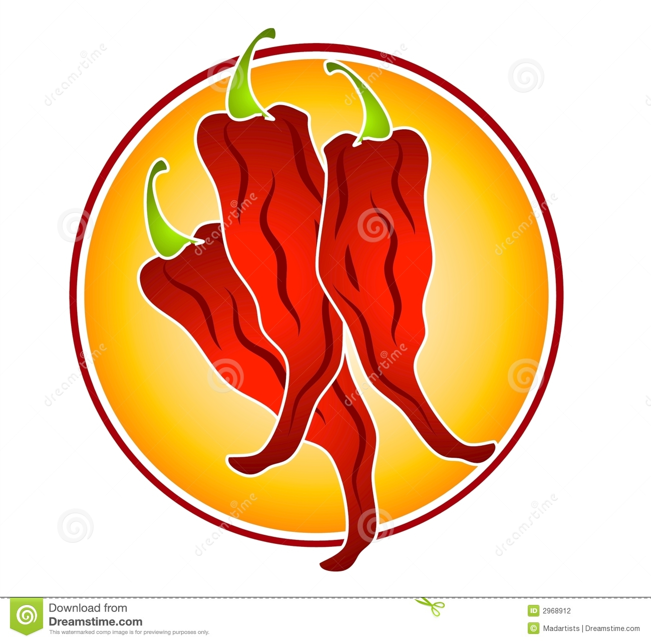 Chile Clipart Hot Red Chili Peppers Clip Art 2968912 Jpg