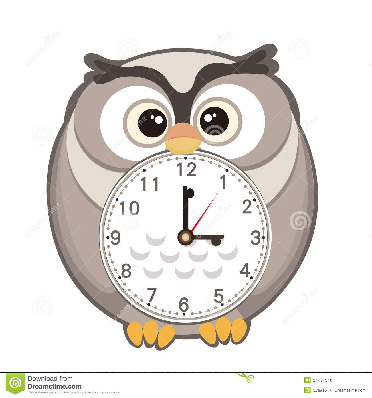 Cute Clock Clipart - Clipart Suggest