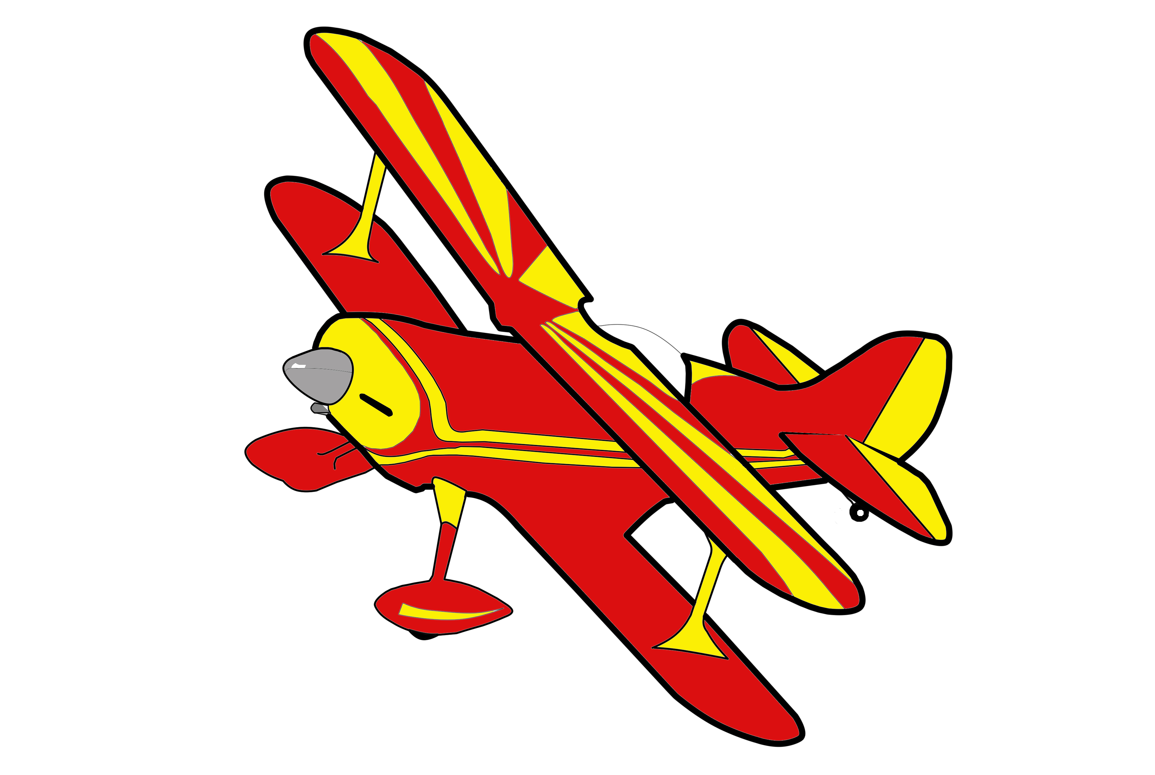 Clip Art Biplane Clipart biplane clipart kid free rf illustration by pams stock