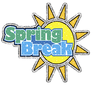 Spring Break Clip Art   Clipart Best