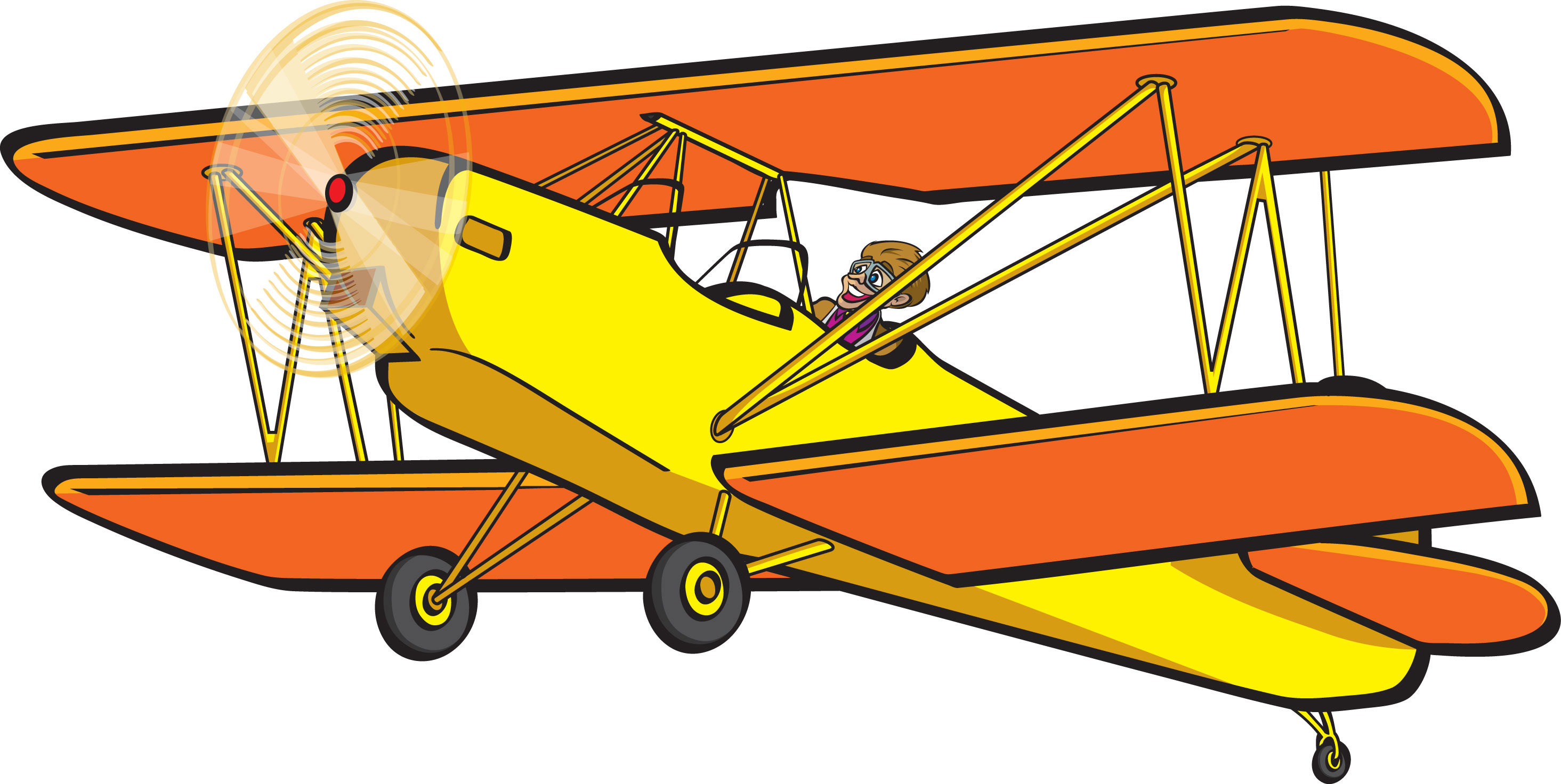 Clip Art Biplane Clipart biplane clipart kid use this clip art to organize decorate and advertise your vbs