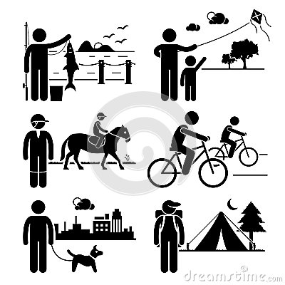 Activities  Fishing Kite Surfing Horse Riding Cycling Dog Walking