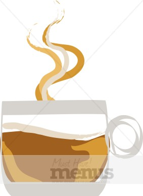 Decaf Coffee Clipart