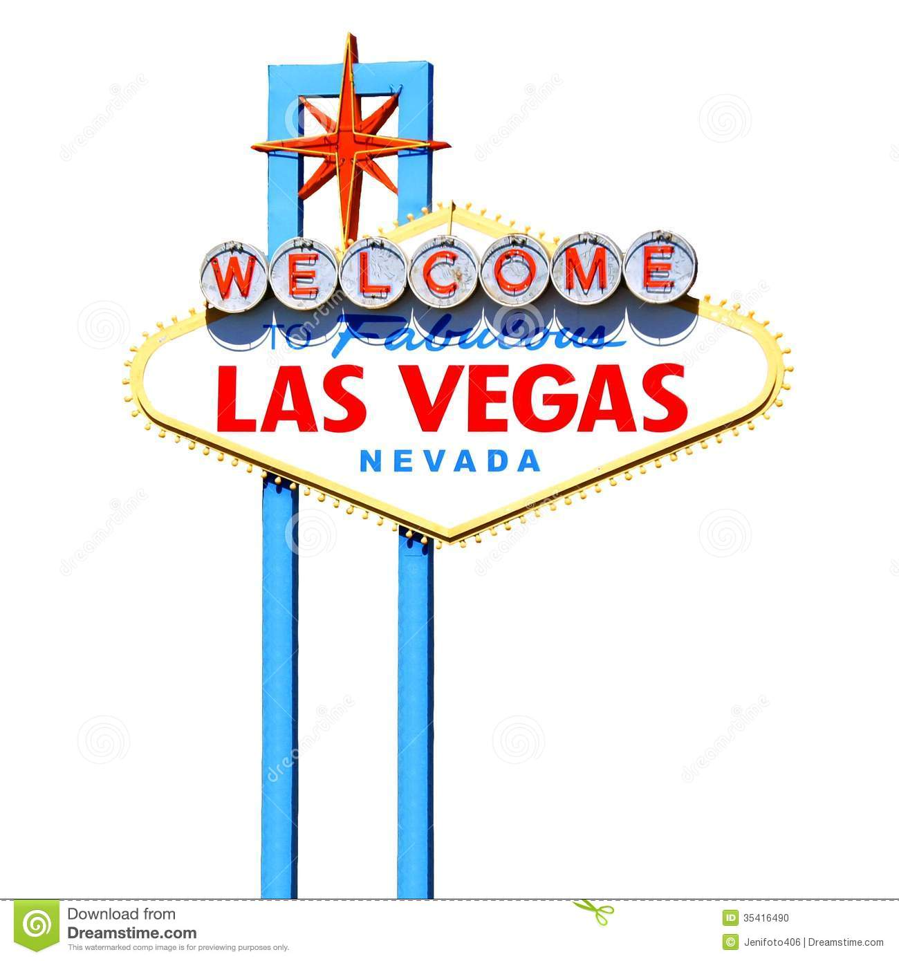 Vegas Sign Clipart - Clipart Kid