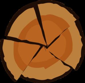 Firewood Clip Art At Clker Com   Vector Clip Art Online Royalty Free