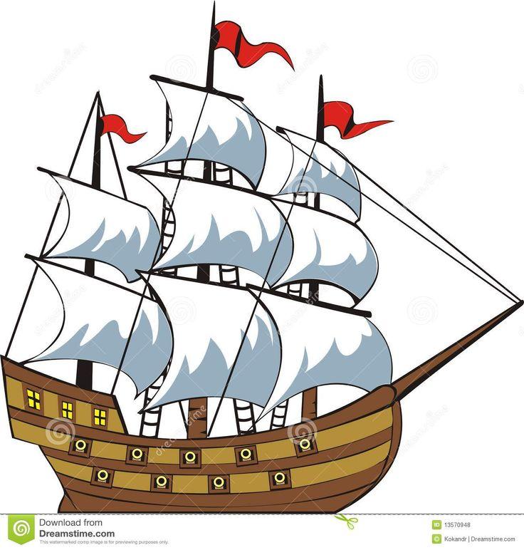 Sailing Ship Clipart - Clipart Suggest