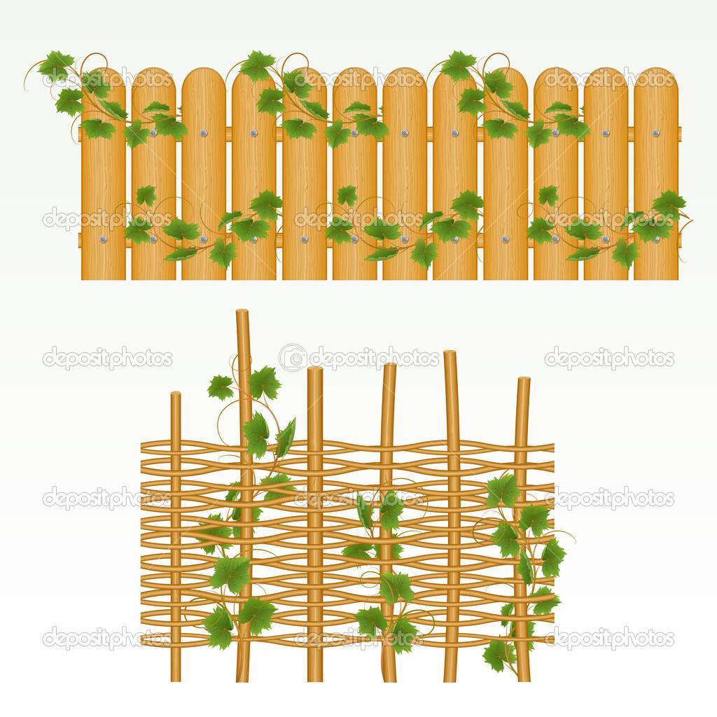 Hedge Plants Plants Clipart Fence Ornamental PNG Image