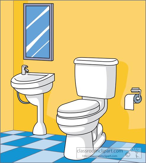 Clip Art Clean Your Bathroom Clipart Clipart Kid