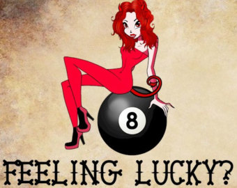 She Devil 8 Ball Png Clip Art Digital Images Billiards Pool Printables