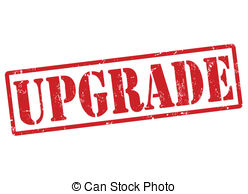 Stock Art  1731 Upgrade Illustration Graphics And Vector Eps Clip Art