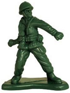 Toy Story Green Army Men Magnet