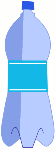 Water Bottle   Http   Www Wpclipart Com Household Kitchen Bottle Water