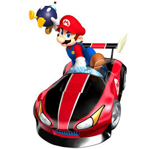 Crayons And Checkbooks  Mario Kart Wii Clip Art