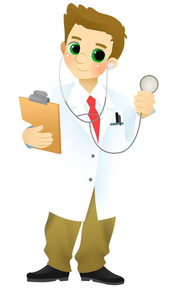 Cute Doctor Clipart - Clipart Suggest