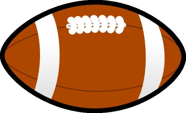 Clip Art Clipart Football nfl football clipart kid clip art at clker com vector online royalty free