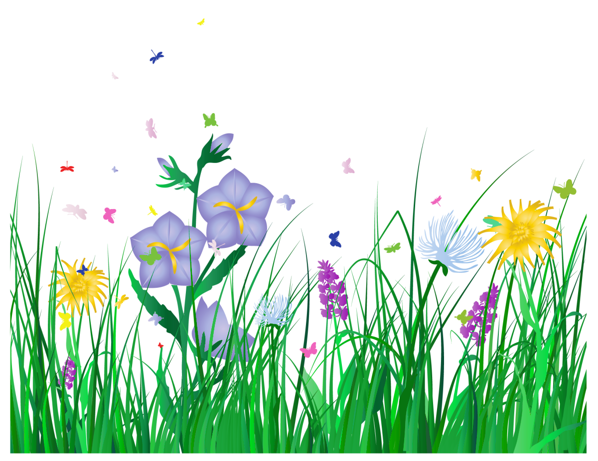 Grass Border No Background   Clipart Panda   Free Clipart Images