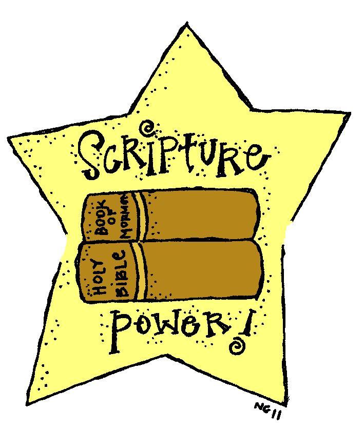 Lds Scriptures Clipart - Clipart Kid
