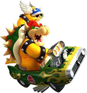 Mario Kart Wii Clip Art