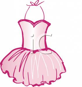 Minnie Dress Silhouette Clipart   Cliparthut   Free Clipart