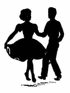 Image result for country dancing clip art