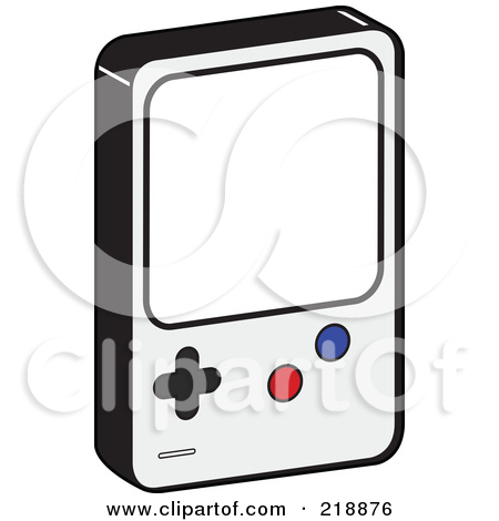 Wii Console Clipart   Cliparthut   Free Clipart