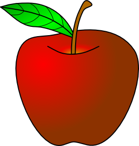 Apple Clip Art At Clker Com   Vector Clip Art Online Royalty Free