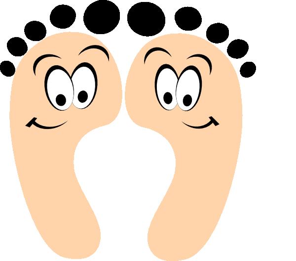 Cartoon Feet Clipart - Clipart Kid