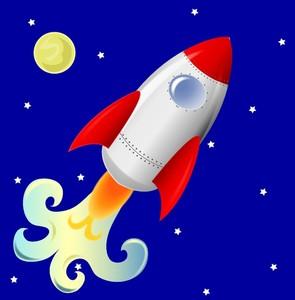 Cartoon Rocket Ship Rocket Ship Clipart Image #pEsiua - Clipart Kid