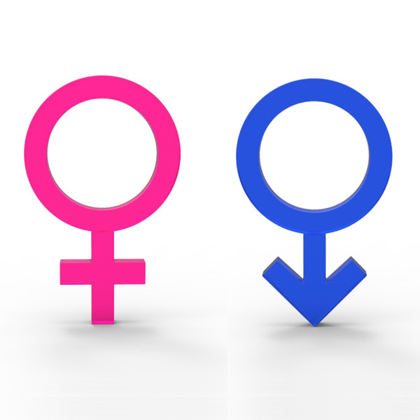 Gender Symbols Clipart - Clipart Kid