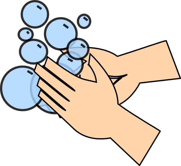 Hand Washing Clipart - Clipart Kid