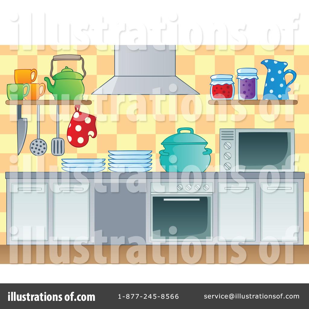 Kitchen Design Clip Art: Kitchen School Clipart